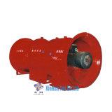 Ventilator van de Ventilatie van de Ondergrondse Mijn van de Ventilator van de Ventilatie van de Tunnel van Radw de As