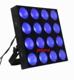 Matrix-Licht der 16*30W RGB 3in1 farbenreiches LED Punktematrix-/LED