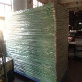 """4X8"""" de plástico PP corrugado, 4mm Coroplast, folhas de plástico ondulado"""