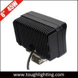 12V 24V 45W de 6 pulgadas Offroad 4X4wd LED luces de trabajo de conducción