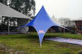 Китай производитель белую звезду тени Палатка для Outdoorfestival диаметром 8 м 30 человек местный гость