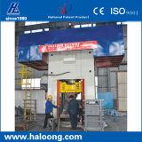 Maquinaria quente da imprensa de forjamento do metal de folha do H-Frame do CNC com preço da tecla