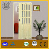 PVC Folding Door con Glass Door (HM-12)