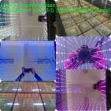 Dance Floor van Effect 0.5*0.5m van het Kloof van de Spiegel van de Partij van de disco 3D leiden DMX