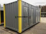 機械のための貯蔵容器の建物