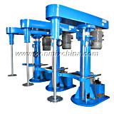 분산기 교반기 기계