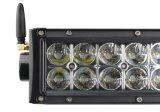 크리 사람 똑바른 LED 표시등 막대 원격 제어 백색 노란 색깔