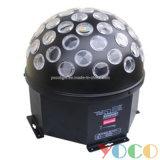 Светодиодная подсветка RGB волшебный мяч / караоке и дискотека под руководством шаровой шарнир