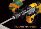 26mm 950W Two 또는 Three Function Rotary Hammer (LY26-02)