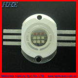 10W RGB LED de alta potencia con RoHS (HH-10PM6RGB33M)