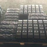 Garniture en caoutchouc du PY -700HD (clip en fonction) pour la machine d'excavatrice/machine à paver/dumper
