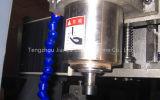 Máquina de acero del ranurador del grabado del CNC del metal