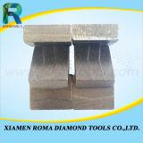 De Segmenten van de diamant voor het Knipsel van het Graniet/van het Marmer/van de Steen