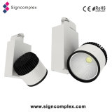 Comercial China 97lm/W 10W 20W 30W COB vía Reflectores LED