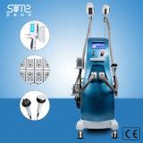 4 en 1 poignée Cryolipolysis Fat Gel ultrasons beauté RF de cavitation de la machine pour la beauté de la machine de perte de poids