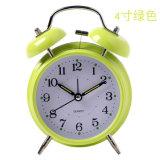 Orologio unico dello scrittorio dell'allarme del mini silicone variopinto di alta qualità