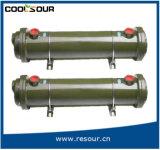Tubo de shell do trocador de calor, evaporadores de condensador