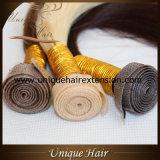 Estensioni di trama dei capelli dell'unità di elaborazione della pelle europea acquistabile di Remy