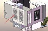 H80-1 CNC 수평한 기계로 가공 센터 CNC 수평한 축융기