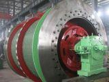 La remoción de cabrestante (elevador) para el levantamiento de los materiales de la plataforma del eje