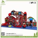 De in het groot Speelplaats van Indoor&Outdoor van Kinderen