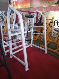 Placa de Equipamentos de Ginástica Fitness comercial martelo carregado de 4 vias de força de enchimento
