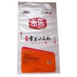 Plástico de alta calidad del trigo bolsas tejidas PP
