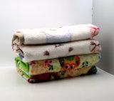 Couverture d'ouatine de couverture de bébé de tissu de bébé