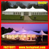 販売のための贅沢な最も高いピークの混合された結婚式のイベントの玄関ひさしのテントの価格