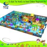 Campo da giuoco dell'interno del gioco di divertimento del gioco molle concentrare del centro
