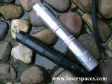 Os ponteiros laser verde impermeável (APOIO LOGÍSTICO-17)