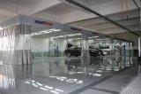 Cabine de jet de peinture de la CE de station de préparation de maintenance de rideau en PVC pour le véhicule