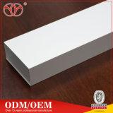 Tipo barato de la decoración de puertas y ventanas de aluminio de extrusión de perfil (A121)