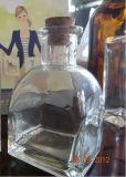 230ml rimuovono la bottiglia di vetro del diffusore a lamella, bottiglia di vetro del diffusore