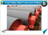 Bergbau-Bandförderer-Laufwerk-Schlaufen-Seilrolle