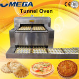 Horno de túnel industrial aprobado de CE&ISO para el pan, pizza, torta, alimento