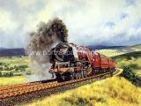 Картина маслом - поезд 2