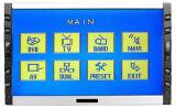 7inch 2 LÄRM DVD mit Touch Screen verdoppelt Zonen-Funktion und RGB-Hafen für GPS