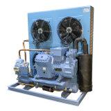 찬 룸을%s Refcomp 직업적인 5HP Semi-Hermetic 압축기 압축 단위