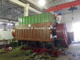 Op zwaar werk berekende Plastic ontvezelmachine-Wt66200 van het Recycling van Machine met Ce
