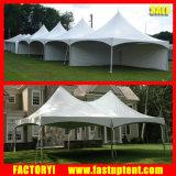 De goedkope Tent van de Top van het Dak van de Prijs Dubbele voor OpenluchtDiameter 12m van het Huwelijk de Gast van Seater van 100 Mensen