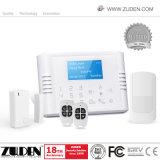 3G GSM /RTPC Système d'alarme antivol de sécurité à domicile avec pavé tactile