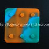 """La fábrica China de 26ml Silicona """"4+1"""" concentrado de aceite de contenedor de cera caliente para la distribución de ventas"""