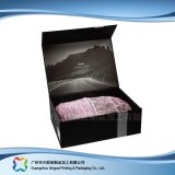Einfacher faltender Schmucksache-/Geschenk-/Kosmetik-/Uhr-verpackenpapierkasten