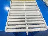 На заводе пластика ABS Бассейн стоимость корешкового поля решетки