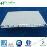 Comitato di parete di alluminio del favo di uso interno insonorizzato