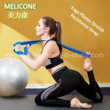 A ioga Pilates esticar a cinta de resistência-183Banda L