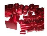 As peças de máquinas de ligas de alumínio personalizada