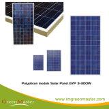 200-275W TUV Cerfiacted Policristalino uma elevada eficiência Longa Vida Poly Módulo Solar