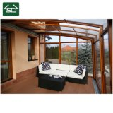 Vetro architettonico un Sunroom di quattro stagioni per il coperchio della vasca calda